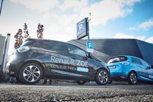 Der neue Renault ZOE 400 wurde vom formation4you Trainer-Team in der Schweiz vorgestellt.